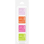 Fashion - Kelly Purkey Dye Inks 4 Color Cubes