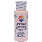 Peaches-N-Cream - Ceramcoat Acrylic Paint 2oz