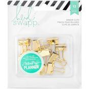 Heidi Swapp Memory Planner Binder Clips