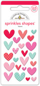 Sweet Hearts Assortment Sprinkles - Doodlebug