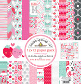 Sweet Things Paper Pack - Doodlebug
