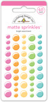 Bright Assortment Matte Sprinkles - Doodlebug