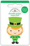 Little Leprechaun Doodle Pops - Doodlebug