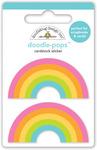 Double Rainbow Doodle Pops - Doodlebug