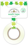 Lots Of Luck Washi Tape - Doodlebug