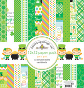 Pot O' Gold Paper Pack - Doodlebug