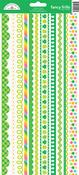 Pot O' Gold Fancy Frills Stickers - Doodlebug
