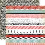 Border Strips Paper - Amour - Carta Bella