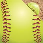 Lets Play Softball Paper - Softball - Reminisce