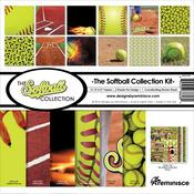 Softball Collection Kit - Reminisce