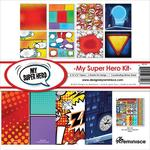 My Super Hero Collection Kit - Reminisce