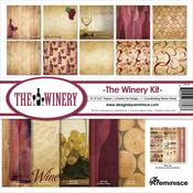 The Winery Collection Kit - Reminisce