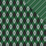 Plaid #3 Paper - Wizard 101 - Reminsice