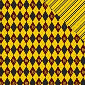 Plaid #1 Paper - Wizard 101 - Reminsice