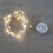 Clear Lumies LED Light String - Prima