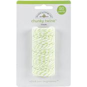 Limeade - Doodlebug Monochromatic Chunky Twine 20yd