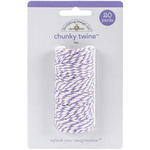 Lilac - Doodlebug Monochromatic Chunky Twine 20yd