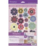 Butterflies & Blooms - Especially For Her Foiled Die-Cuts 8/Pkg