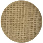 """Circle 5.5"""" - Lucky Dip Burlap Shape"""