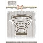 Stone Vase - Find It Trading Precious Marieke Rustic Christmas Die