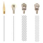 Decorative, Cutting & Fusing - Fuse Tool Tips 4/Pkg