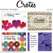 Crotes - Crochet Note Card Set 8/Pkg
