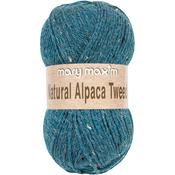 Cool Stream - Natural Alpaca Tweed Yarn