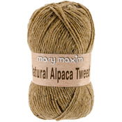 Sand Dune - Natural Alpaca Tweed Yarn
