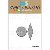 Garland - Paper Smooches Die