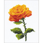 """5""""X6.25"""" 14 Count - Annabel Counted Cross Stitch Kit"""