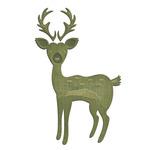 Woodland Deer - Spellbinders Shapeabilities Die D-Lites
