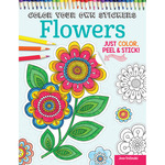 Color Your Own Sticker Flowers - Design Originals