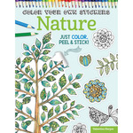Color Your Own Sticker Nature - Design Originals