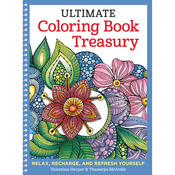 Ultimate Coloring Book Treasury - Design Originals