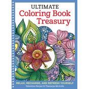 Ultimate Coloring Book Treasury - Design Originals