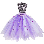 Purple Pixie - Inner Princess Dress It Up Kit