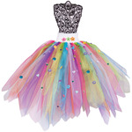 Rainbow Paradise - Inner Princess Dress It Up Kit