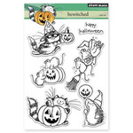 "Bewitched - Penny Black Clear Stamps 5""X7"""