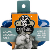 "Blue - Multipet Cat Groom Genie 4"""