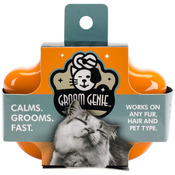 Orange - Multipet Cat Groom Genie 4""