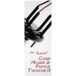 2-4 Ply - Cord Maker & Fringe Twister II