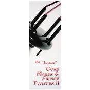 2-4 Ply - Cord Maker & Fringe Twister II