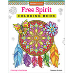 Free Spirit Coloring Book - Design Originals