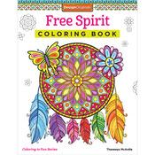 Free Spirit Coloring Book - Design Originals