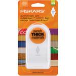 "Diamond - Fiskars Thick Material Punch 1"""