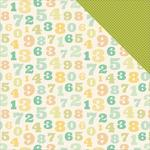 Counting Numbers Paper - It's A Boy - Carta Bella