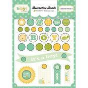 It's A Boy Decorative Brads - Carta Bella