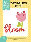 Tulip Bloom Die Set - Echo Park