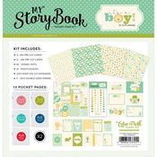 Its A Boy Pocket Page Kit - Carta Bells