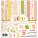 It's A Girl 12 x 12 Collection Kit - Carta Bella